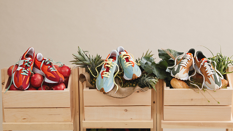 """Detailed Look at Todd Snyder New Balance 327 """"Farmers Market"""" Pack featured image"""