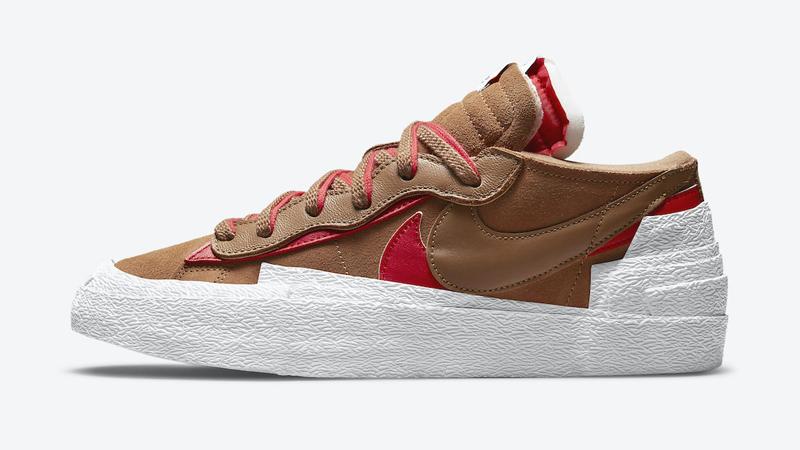 Detailed Look sacai Nike Blazer Low Pack 02