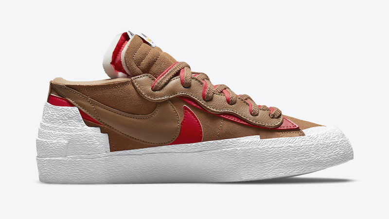 Detailed Look sacai Nike Blazer Low Pack 04