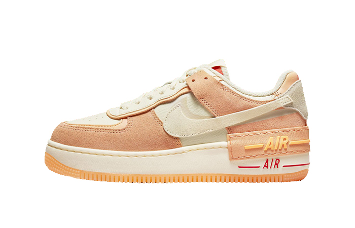 Nike Air Force 1 Shadow Cashmere Womens DM8157-700 featured image