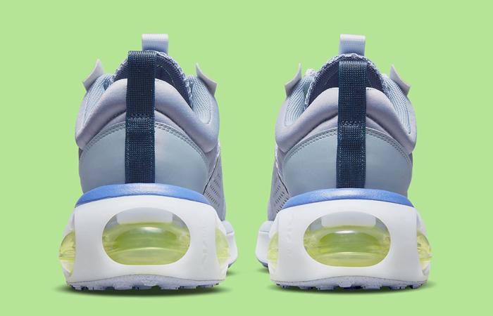 Nike Air Max 2021 Blue DA1925-002 back