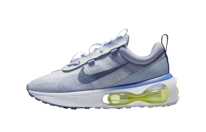 Nike Air Max 2021 Blue DA1925-002 featured image