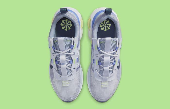 Nike Air Max 2021 Blue DA1925-002 up