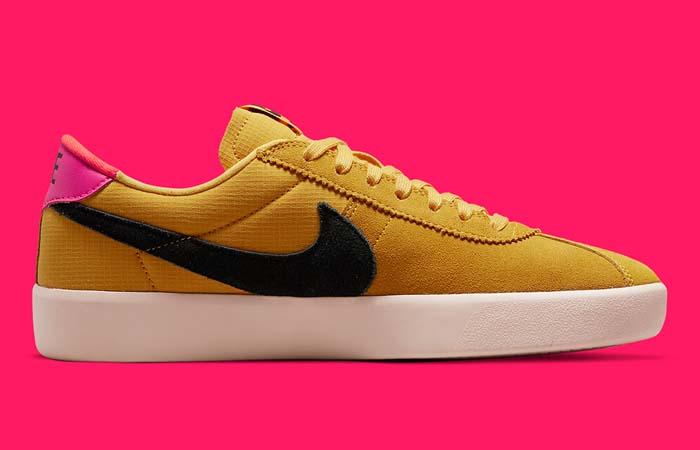 Nike SB Bruin React Rawdacious Pollen CV5980-700 right