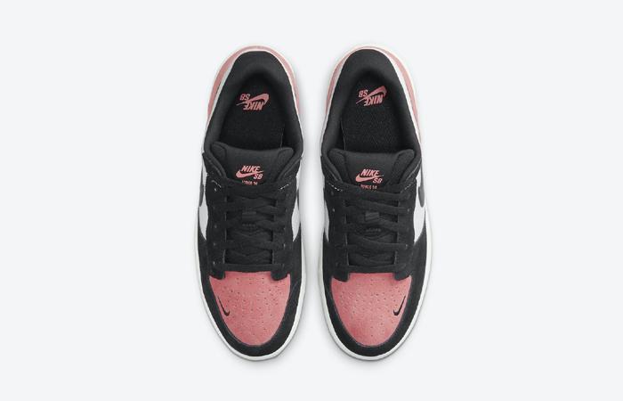 Nike SB Force 58 Pink Salt CZ2959-600 up
