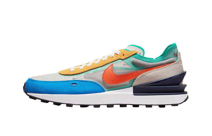 Nike Waffle One Multicolor DN9253-001 featured image