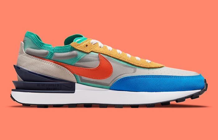 Nike Waffle One Multicolor DN9253-001 right