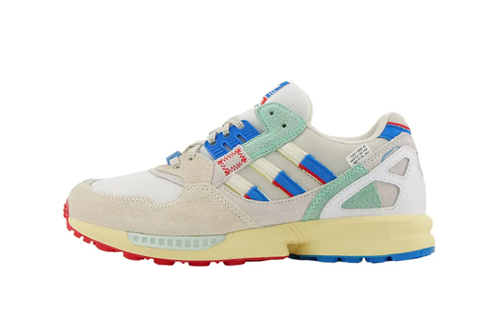 Offspring adidas ZX 9000 London White Blue featured image