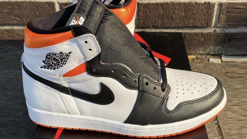 Release Details Air Jordan 1 High Electro Orange 02