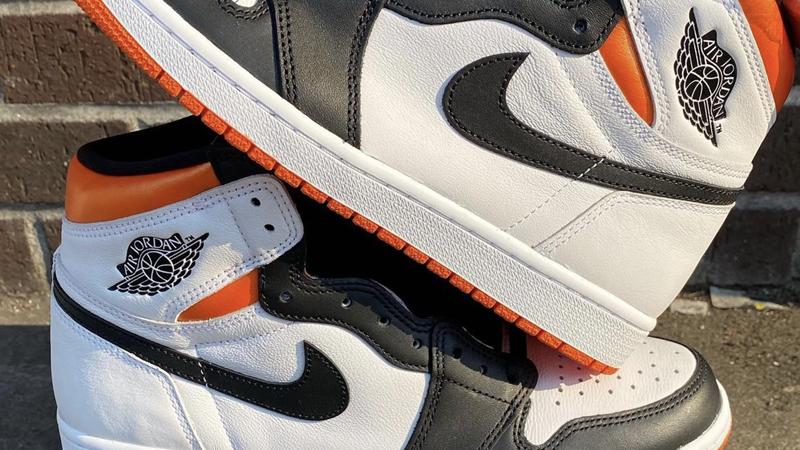 Release Details Air Jordan 1 High Electro Orange 03