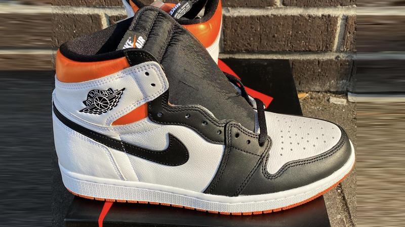Release Details Air Jordan 1 High Electro Orange 04