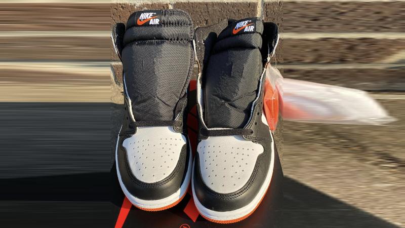Release Details Air Jordan 1 High Electro Orange 06