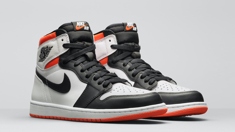 Release Details Air Jordan 1 High Electro Orange 07