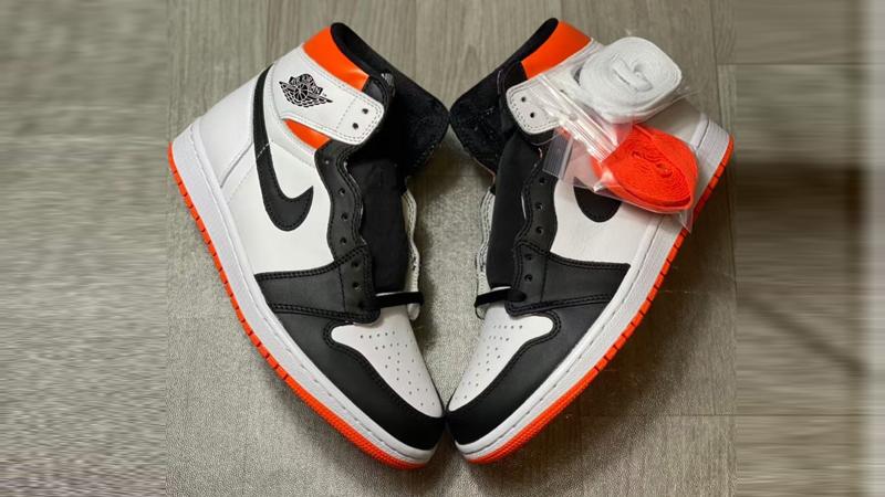 Release Details Air Jordan 1 High Electro Orange 08