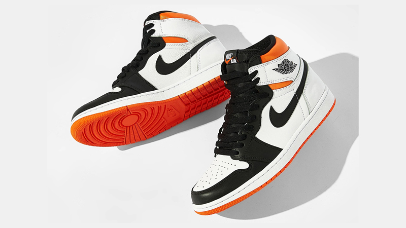 Release Details of Air Jordan 1 High Electro Orange featured image