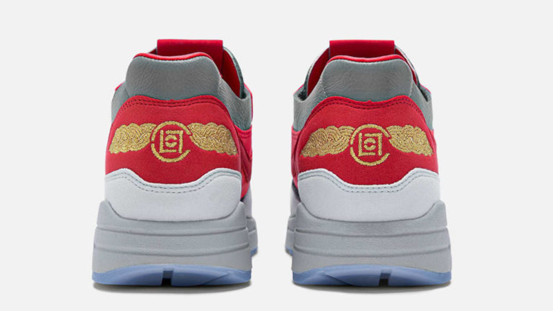 Release Details for Clot Nike Air Max 1 KOD Solar Red 04