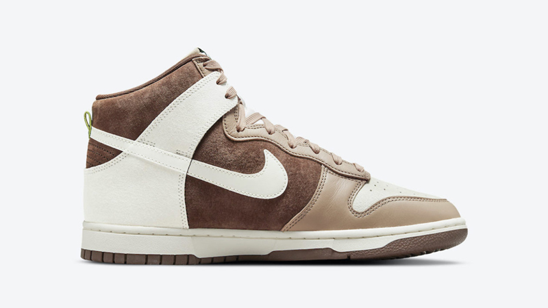 Release Details for Nike Dunk High Sail Light Chocolate 02