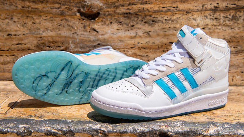 Release Details for adidas Forum 84 Mid Adv Cloud White Cyan 05