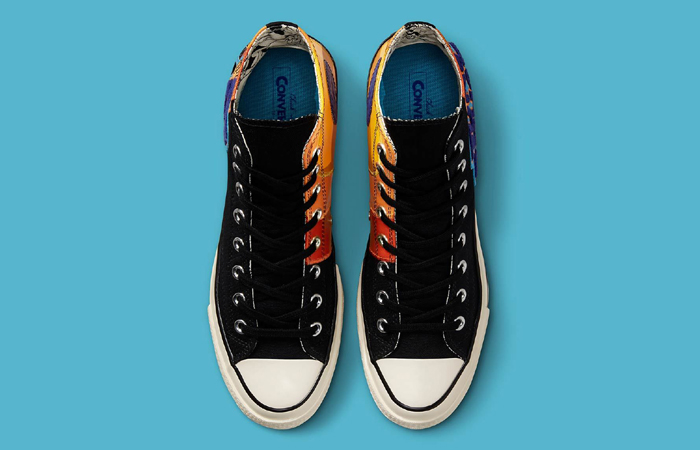 Space Jam A New Legacy Converse Chuck 70 172482C-001 up