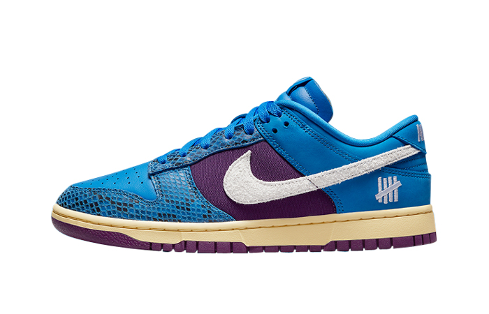 Undefeated Nike Dunk Low Dunk Blue DH6508-400 featured image