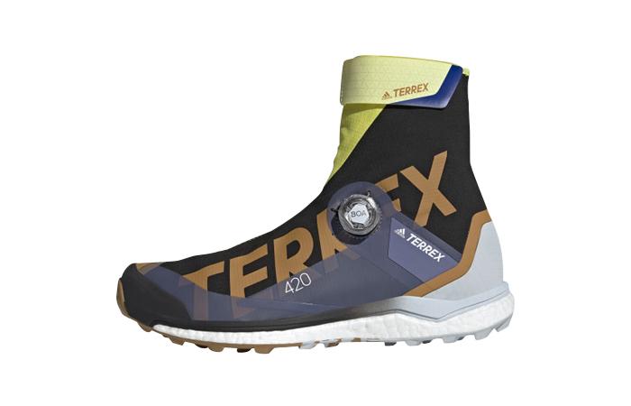 adidas Terrex Agravic Tech Pro Trail Core Black Mesa G55455 featured image