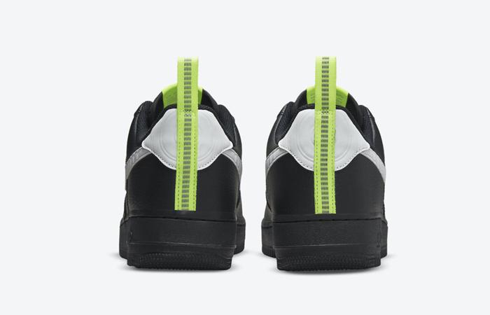Nike Air Force 1 Low Pivot Point Black DO6394-001 back