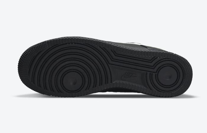 Nike Air Force 1 Low Pivot Point Black DO6394-001 down