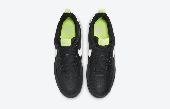 Nike Air Force 1 Low Pivot Point Black DO6394-001 up