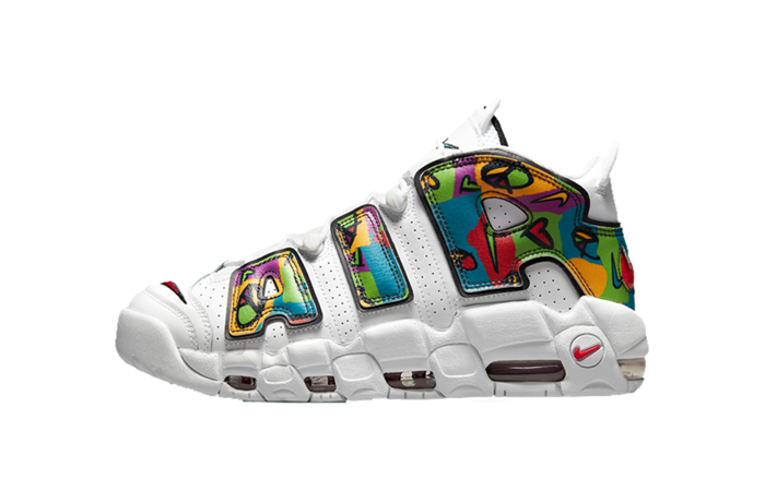 Nike Air More Uptempo White DM8150-100 featured image
