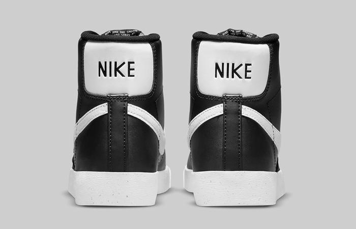 Nike Blazer Mid 77 Next Nature Black DO1344-001 back