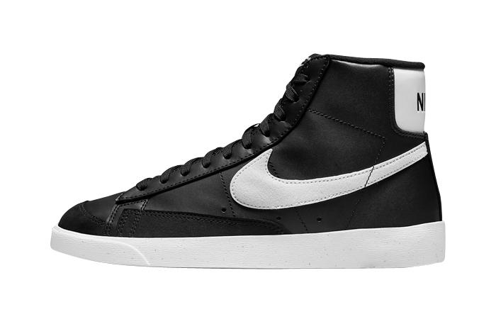 Nike Blazer Mid 77 Next Nature Black DO1344-001 featured image