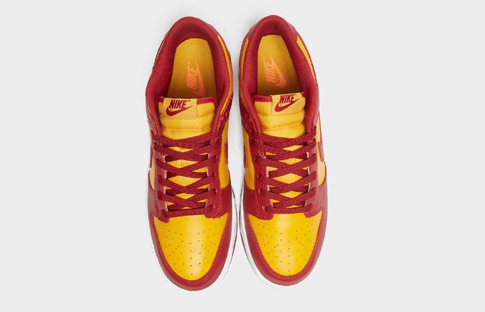 Nike Dunk Low Midas Gold DD1391-701 up
