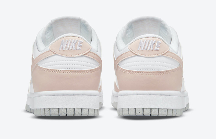 Nike Dunk Low White Soft Pink DD1873-100 back