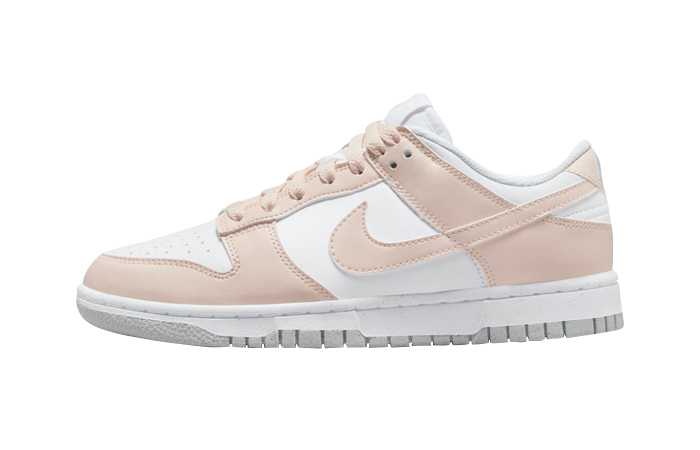 Nike Dunk Low White Soft Pink DD1873-100 featured image