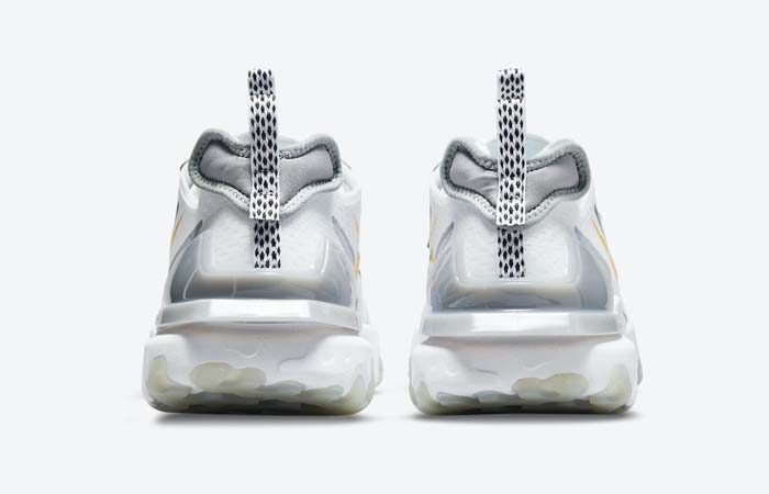 Nike React Vision White Smoke Grey DM9095-101 back