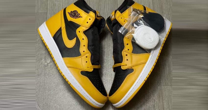 Release Details for Air Jordan 1 High Pollen Black 02