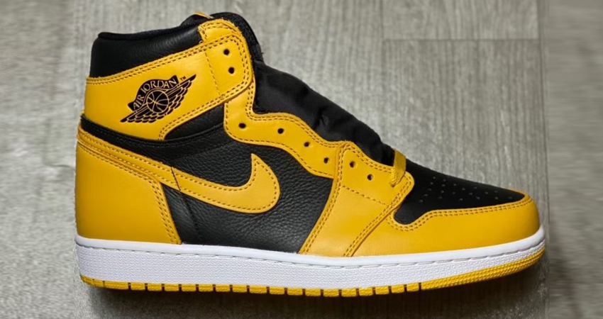 Release Details for Air Jordan 1 High Pollen Black 03