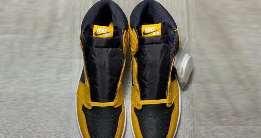 Release Details for Air Jordan 1 High Pollen Black 04