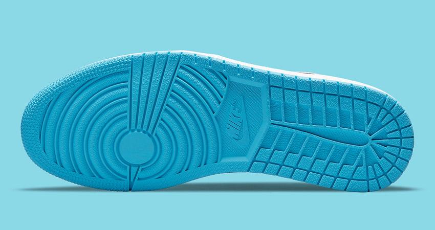 Release Details for Air Jordan 1 Low UNC White University Blue 05