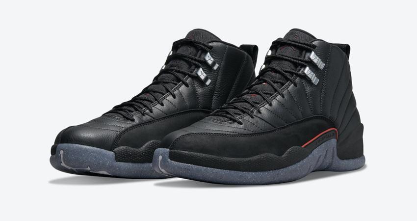 Release Details for Air Jordan 12 Utility Black featured image