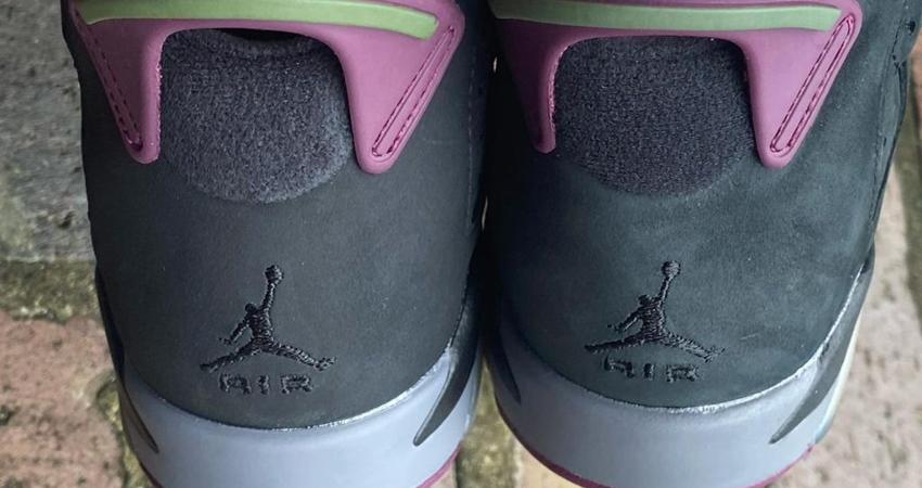 Release Details for Air Jordan 6 Bordeaux Black 03