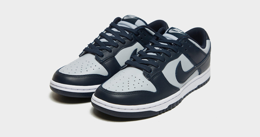 Release Details for Nike Dunk Low Georgetown Wolf Grey featured image