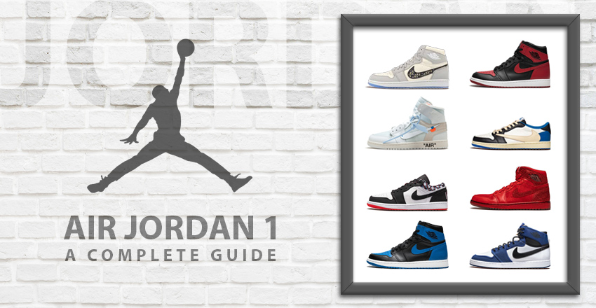 Nike Air Jordan 1 A Complete Guide