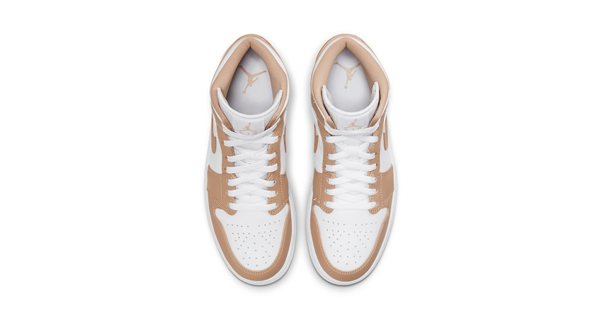 Air Jordan 1 Mid Tan Gum Release Update 03
