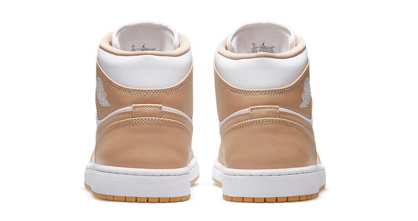 Air Jordan 1 Mid Tan Gum Release Update 04