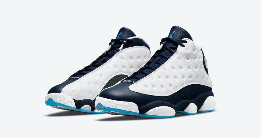 Air Jordan 13 Dark Powder Blue Releasing in All Sizes 01