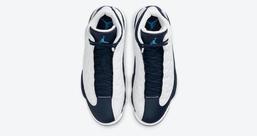 Air Jordan 13 Dark Powder Blue Releasing in All Sizes 02