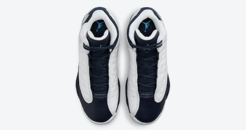 Air Jordan 13 Dark Powder Blue Releasing in All Sizes 05