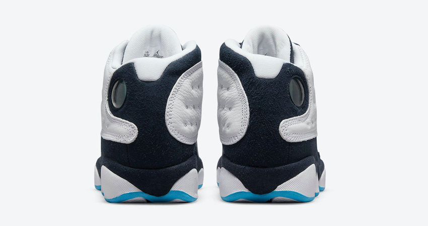 Air Jordan 13 Dark Powder Blue Releasing in All Sizes 06