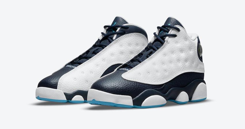 Air Jordan 13 Dark Powder Blue Releasing in All Sizes 07